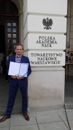 Aleksander-Adamus-wyroznienie-Nagroda-Znanieckiego